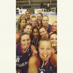 Basketbaldames Lintex-Binnenland winnen Supercup