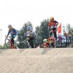 Zonnige BMX West competitie in Zoetermeer