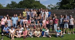 Tenniskamp 2015 TV Barendrecht