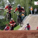Nazomer competities voor Fietscrossclub Barendrecht