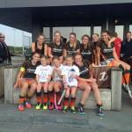 """""""Dikke 5-0 overwinning"""" voor hockeydames Barendrecht"""