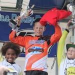 Ontknoping BMX West competitie; Reza en Stijn kampioen