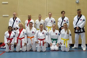 Barendrechtse karate club valt in de prijzen