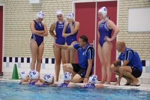 ZPB Dames 1 op herhaling tegen concurrent ZV de Zaan
