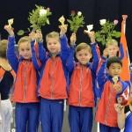 Twee GVB heren teams Nederlands Kampioen