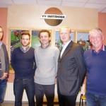 Nieuw bestuur voor vv Smitshoek