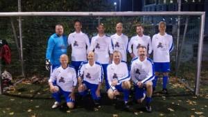 """""""Dikke Knuff"""" nieuwe sponsor van BVV Barendrecht 35+ team"""