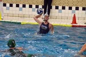 Waterpolo dames ZPB naar halve finale na winst op Polar Bears
