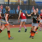 Hockeydames winnen ruimschoots van Tempo '34