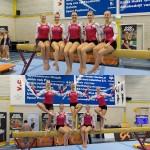 Turnsters GV Barendrecht plaatsen zich voor NK finale
