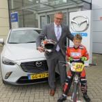 Autobedrijf Noteboom sponsort Fietscrossclub Barendrecht
