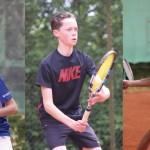 Finales jeugdtoernooi bij Tennisvereniging Barendrecht