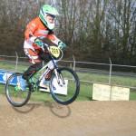 FCC Barendrecht rijders naar BMX wedstrijd in Geldermalsen