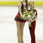 Zilver voor Sophie Bijkerk in internationale Ice Talent Trophy Hasselt