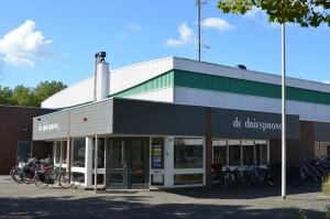 Sporthal De Driesprong, Barendrecht