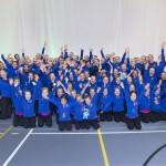 GVB met 8 groepen bij interregionaal kampioenschap jazzdans