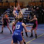 Basketbaldames Lintex-Binnenland winnen schuttersfestijn