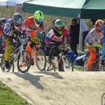 Spannende BMX West competitie voor FCCB rijders in Zoetermeer