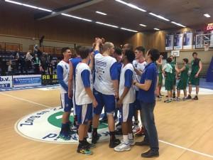 Basketbalheren Binnenland winnen schuttersfestijn in bekerambiance