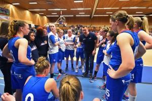 Basketbaldames Lintex-Binnenland verliezen bekerfinale
