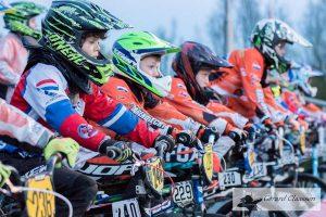 FCC Barendrecht Club-2-Club BMX wedstrijd in Oud-Beijerland