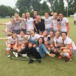 Hockeydames winnen met dubbele cijfers van Tempo '34