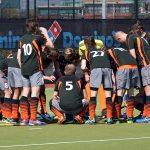 HCB Hockeyclub Barendrecht, Heren 1 (Thuiswedstrijd 03-04-2016)