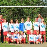 BVV Barendrecht D10 Kampioen