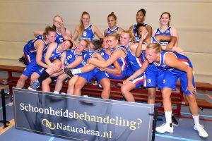 Basketbaldames Renes/Binnenland (seizoen 2016/2017)