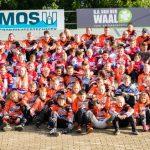 Finale Club wedstrijd BMX in Oud Beijerland