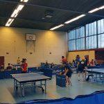 Taveba jeugd start goed aan tafeltennis competitie
