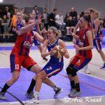 Basketbalvrouwen Renes/Binnenland stellen teleur in halve finale Final Four