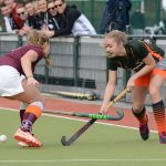 Fotoverslag: Hockeydames winnen met 3-0 van Rapide