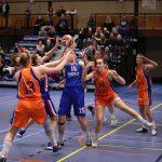 Renes/Binnenland ontsnapt tegen Keus/Royal Eagles