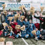 BVV Barendrecht 2 kampioen na 2-1 overwinning