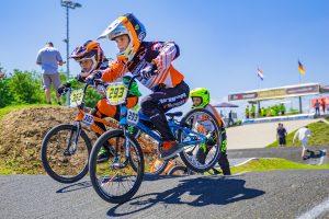 Fietscrossclub Barendrecht gaat internationaal, wedstrijden in Duitsland