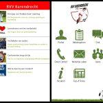 Voetbal-app vervangt vele uren vergaderen bij BVV Barendrecht