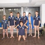 ZPB EG1 team op het NK Waterpolo