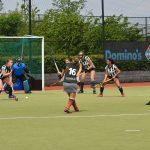 Foto's: Hockeydames HCB tegen Rapid (1-6)