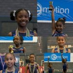 Finale prijzen voor Jong talenten turnen bij GVB