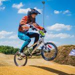 Derde Nationale BMX wedstrijd voor FCC Barendrecht