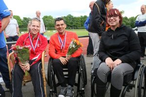 Driemaal brons voor Energie tijdens Open Nederlands Kampioenschap Para atletiek