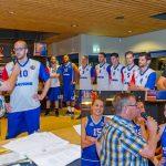 Presentatie topsportteams CBV Binnenland seizoen 2017-2018