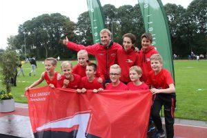 Jongens Junioren-D team van CAV Energie behaald derde plaats van Nederland