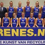 CBV Binnenland Dames 1, Seizoen 2017-2018 (Fotograaf: Arie Kraak)