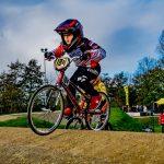 Podiumplaatsen voor FCCB rijders tijdens finale BMXTrofee West Competitie