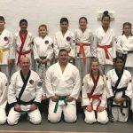 Prijzen gewonnen door Him Yong Gi leden bij karate wedstrijden in Rotterdam