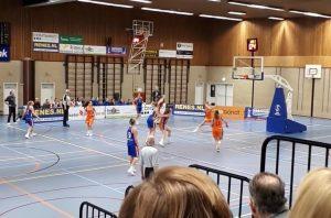 Basketbalvrouwen CBV Binnenland pakken winst en plaatsten zich voor Final Four