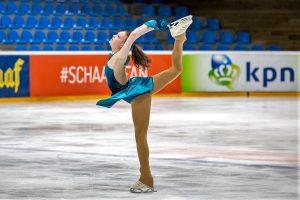Podium voor Sophie Bijkerk op Nederlands Kampioenschap