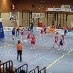 Basketbalsters Renes/Binnenland laten Loon Lions ontsnappen en liggen uit de play-offs
